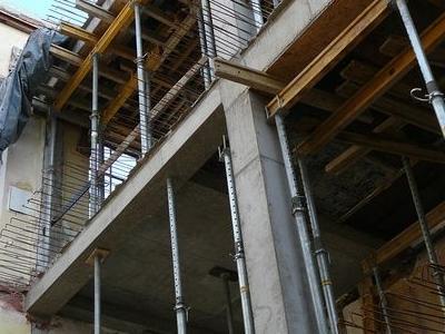 Prace remontowe budynku 02