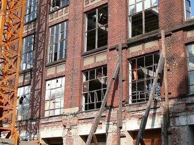 Prace remontowe budynku 03