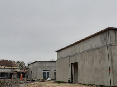 Prace remontowe budynku 16