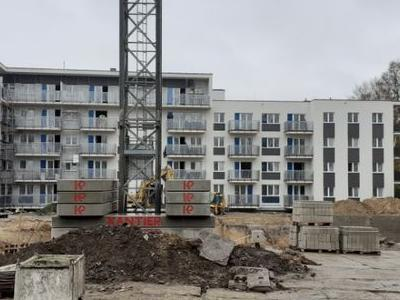 Prace remontowe budynku 18