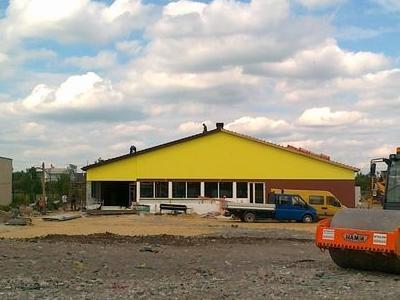 Prace remontowe budynku 25